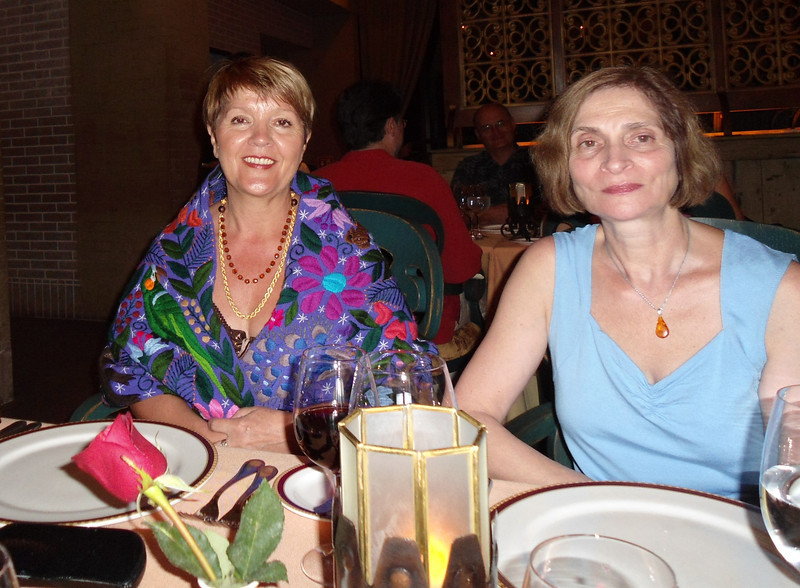 At Bordeaux restaurant - 5