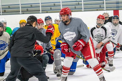 FA High School On Ice Group Session