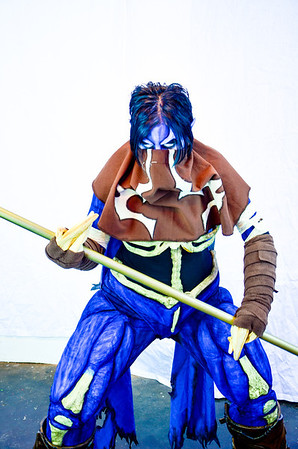 Soul Reaver Cosplay Crypticon 2