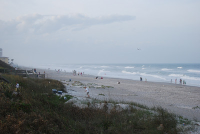 Melbourne Beach- Atlantic Ocean