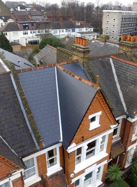 Slate (synthetic) Cembrit Roof