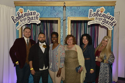 Near West Theatre 2019 Bohemian Bash 3-9-2019