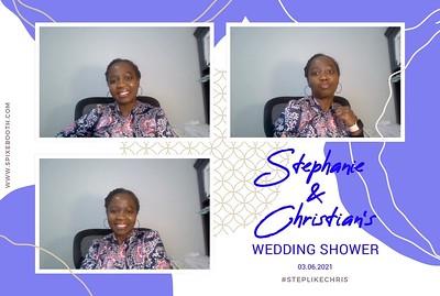 Stephanie & Christians Wedding Shower
