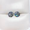 4.08ctw Old European Cut Diamond Pair, GIA I VS2, I SI1 12