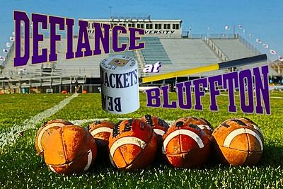 2012 Defiance at Bluffton (11-10-12)