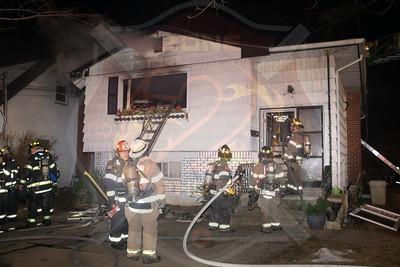 Westbury F.D. Working Fire  Swalm St. 2/16/19