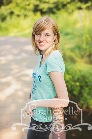 Allyson - Woodbury, MN Senior - August 2013