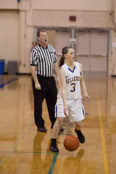 Bellevue Girls C-Team Basketball