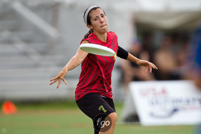 7-6-13 USA Ultimate US Open - Women's Division Play