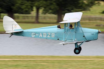 de Havilland DH60G Moth Major