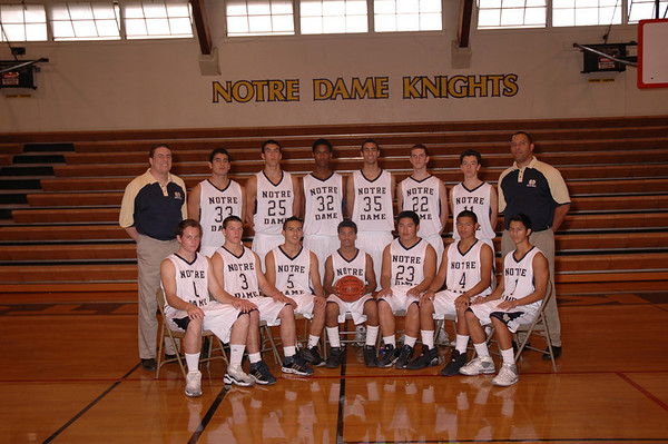 Boy's Basketball 2010
