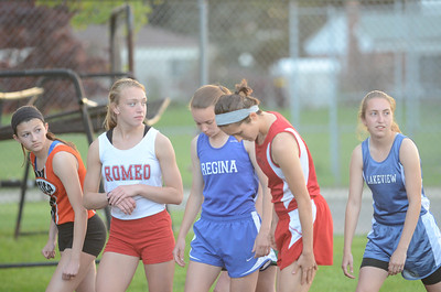 Girls' 800 - 2014 Macomb Daily Meet of Champions