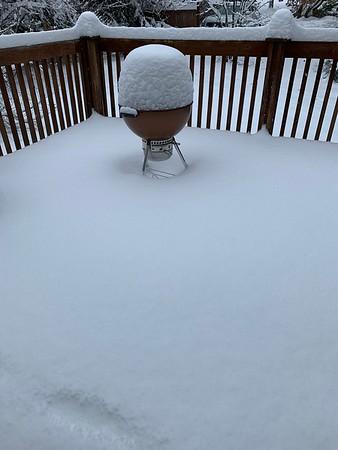 Early December 19 Snow