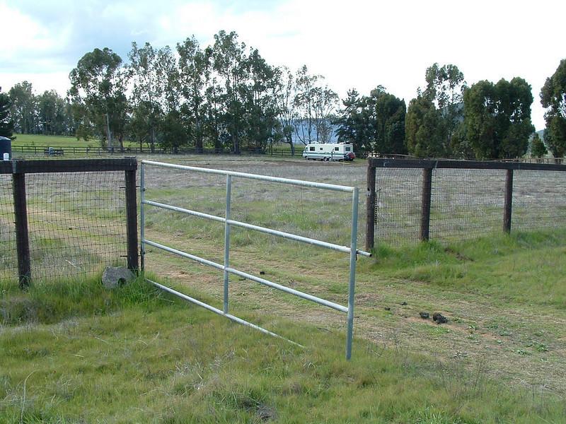 Motorhome at Bridgecreek Ranch, San Luis Obispo, CA