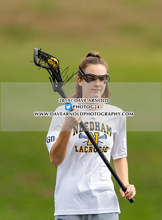 4/15/2019 - Girls Varsity Lacrosse - Duxbury vs Needham