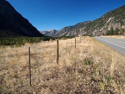 14 September : Highway 3, Penticton, BC to Manning Park