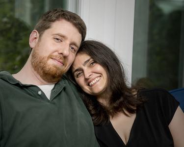 Seniha and Chris Engagement