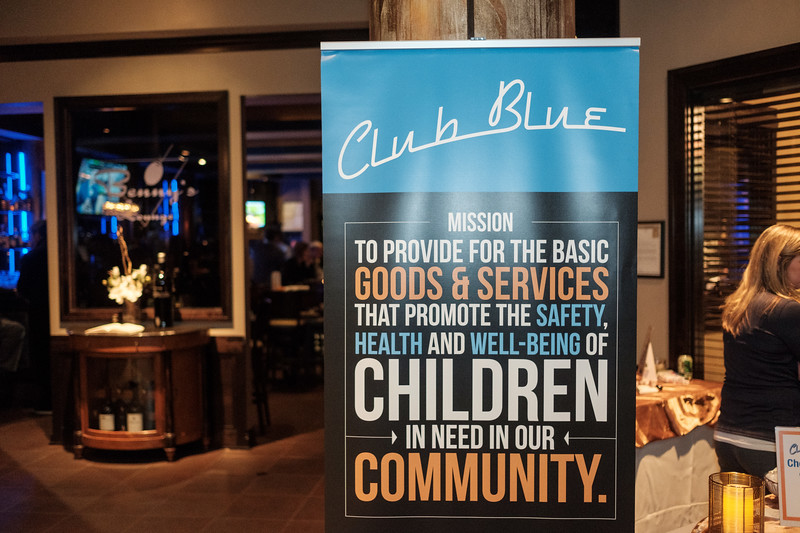 Club Blue 2018 Kickoff