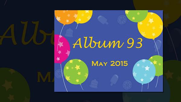 ALBUM 93 MAY 2015