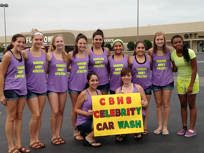 Team Car Wash July McDonald's