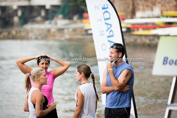 Ocean Swim Series Race 3 - 2014