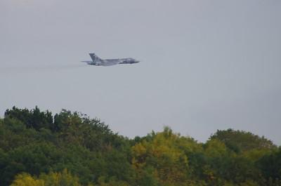 The last Vulcan's last flypast
