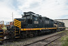 Fort Smith Railroad<br /> Fort Smith, Arkansas<br /> June 12, 2014