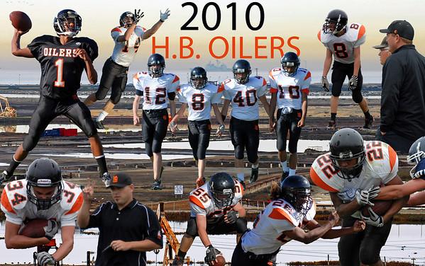 HB Oilers 19, Edison 29
