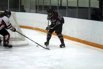 W.A. GIRLS HOCKEY @ WINTHORP #1  1-7-2012