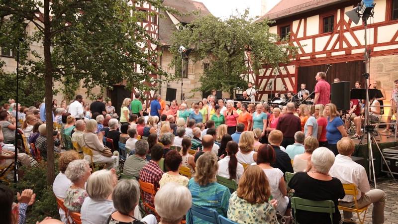Vocal Sound of Praise, (VSOP), Spitalhof, Lauf
