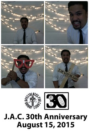 J.A.C. 30th Anniversary