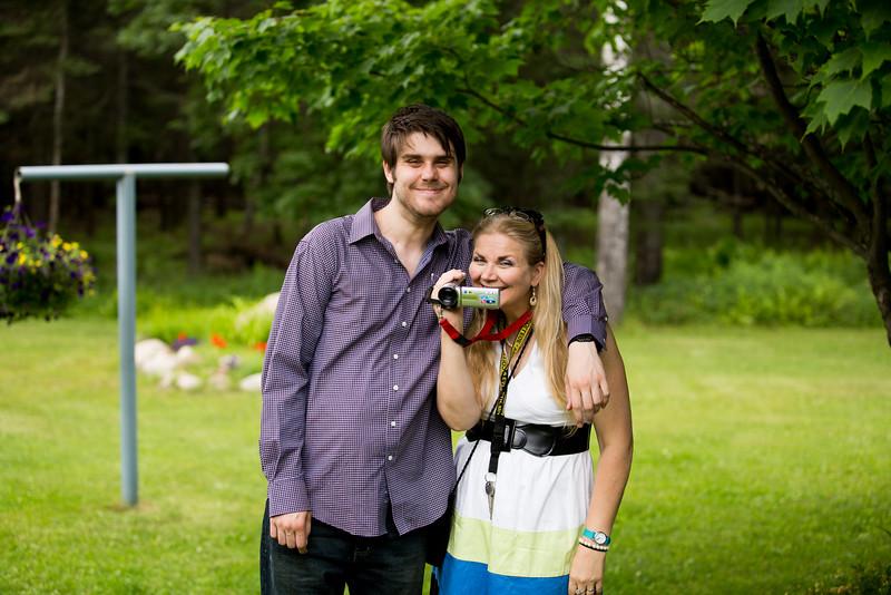 Jon & Megan