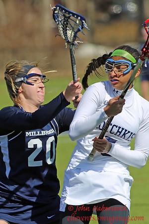 Varsity Lacrosse v. Millbrook