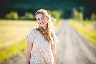Senior Portraits - Megan
