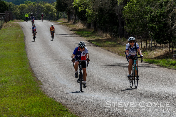 2014 Easter Hill Country Tour