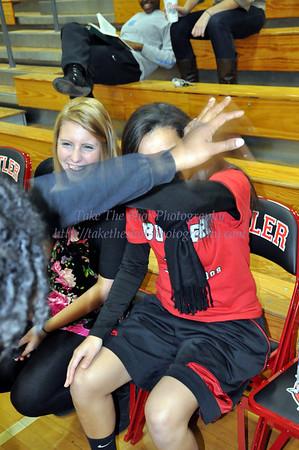 2010-12-07 BHS Women's Basketball VS West Charlotte