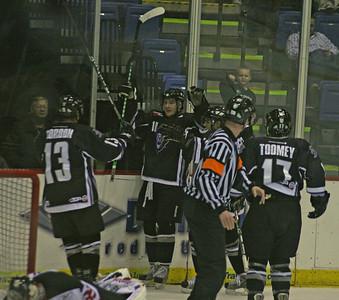 Home vs. Devils 3-20-2009