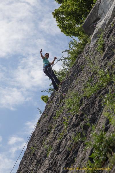 2016-06 Intro Outdoor climbing - 2