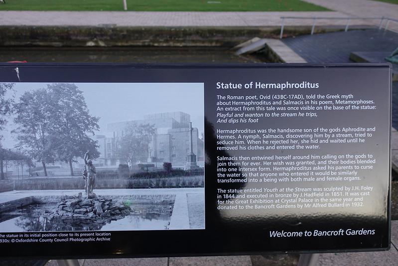 The Statue of Hermaphroditus