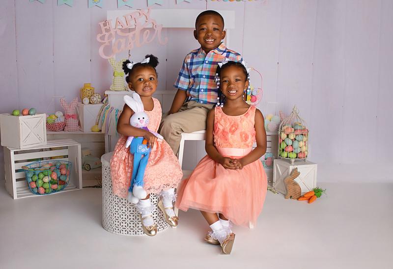Josiah, Nadia & Nyla