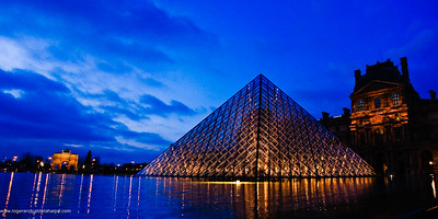 Travel Photographs - Paris, France