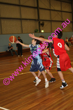 U/14 M3 Grand Final - Bankstown Vs Springwood 3-8-08