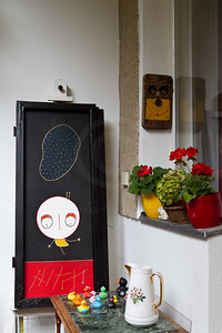 Kunst in Küche & Kammer