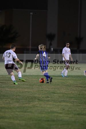 Osceola Boys JV/V Soccer VS ST Cloud 12-14-18