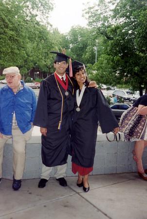 1996-1998 College Days
