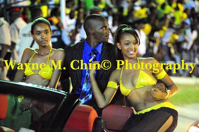 Jamaican Olympic Gala- '08- Usain Bolt