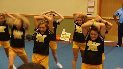Cheer Camp 2012