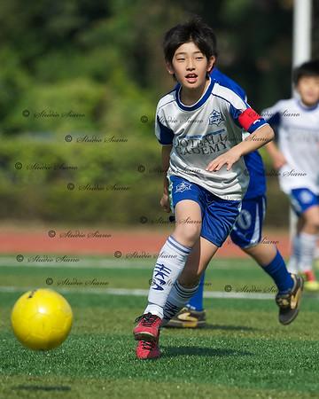 Football Academy at Shenzhen Dec 10, 2011