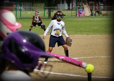 Horseheads 8U Girls softball 2019
