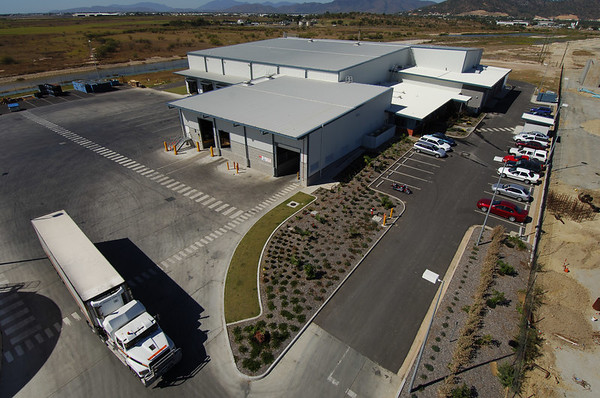 Woolworths Distribution Centre - Townsville
